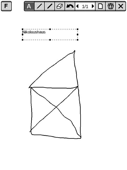 Der PB Pro 612 kommt mit Zeichenprogramm Scribble