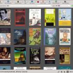 Gridansicht für E-Book-Covers