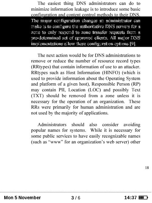 Mehrspaltige PDF-Dokumente sind im Spalten- oder Reflow-Modus besser lesbar