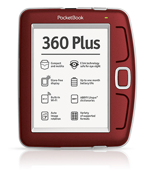 PocketBook 360 Plus New