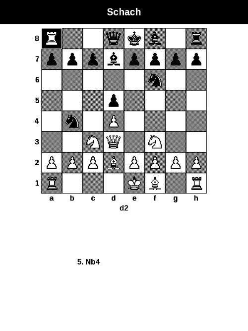 (Reise-)Schach gegen den PB 613 oder menschliche Gegner