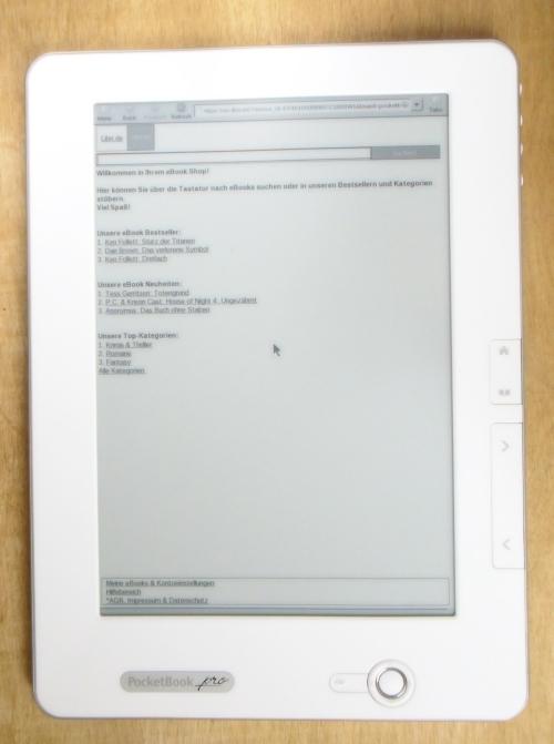 Bei Libri.de finden LeserInnen aktuelle Bücher