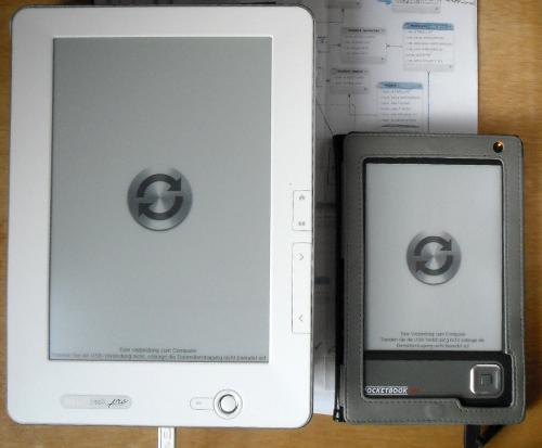 E-Book-Reader der Firma Pocketbook lassen sich gut synchronisieren