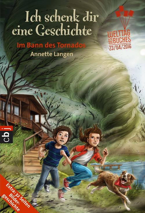 Welttagbuch 2016: Im Bann des Tornados