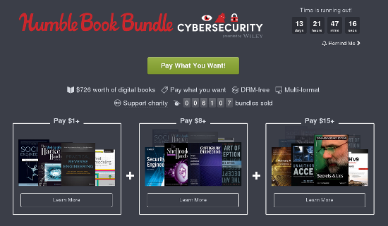 Humbe Book Bundle Cybersecurity
