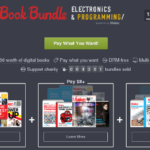 Humble Book Bundle Electronics & Programming presented by Make